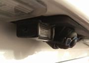 Защита камеры заднего вида (кроме а/м с круговым обзором) allest для Санта Фе 4 (Hyundai Santa Fe 2018 - 2019)