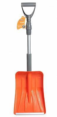 Лопата для очистки снега c телескопической рукояткой (длина 110 см) Airline AB-S-01
