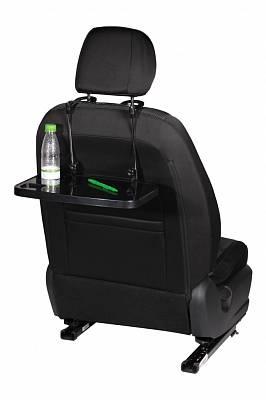 Столик дорожный на спинку сиденья/руль, складной (35.5*23.5*2 см) Airline ATC-F-02