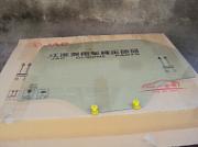 Переднее стекло левое/правое для JAC S5 2013 - 2018