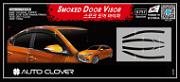 Дефлекторы окон AUTOCLOVER для Hyundai Solaris 2018, 2019, 2020