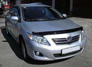 Дефлектор капота Toyota Corolla 2006-2013 темный, EGR Австралия
