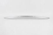 Дефлектор капота хром Autoclover для Hyundai Elantra 2019, 2020
