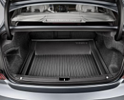 Ковер багажника пластиковый Charcoal 31659469 для VOLVO S60 2019 +