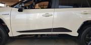 Молдинги на двери Rider для Toyota RAV4 ( Тойота Рав4 )