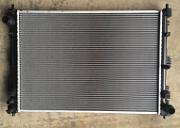 : Радиатор охлаждения двигателя для Haval F7 (Хавал Ф7) 2018 + Haval