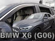 Дефлекторы окон вставные HEKO BMW X6 (G06) 2019