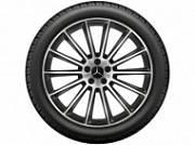 Диск колесный R21 AMG (перед, черн) Mercedes A16740134007X23 для Mercedes GLE Coupe 2020 -