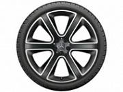 Диск колесный R22 (перед) Mercedes A16740130007X36 для Mercedes GLE Coupe 2020 -
