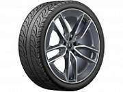 Диск колесный R22 (перед, термолит) Mercedes A16740136007X44 для Mercedes GLE Coupe 2020 -