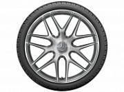 Диск колесный R22 AMG (зад, титан) Mercedes A16740145007X21 для Mercedes GLE Coupe 2020 -