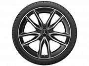 Диск колесный R22 AMG (зад, черный) Mercedes A16740137007X23 для Mercedes GLE Coupe 2020 -