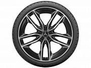 Диск колесный R22 AMG (перед, черный) Mercedes A16740136007X23 для Mercedes GLE Coupe 2020 -