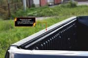 Накладка на задний откидной борт Русская Артель Volkswagen Amarok 2010-