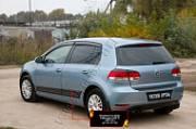 Молдинги на двери Русская Артель Volkswagen Golf VI 2009-2012