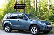 Расширители колесных арок (вынос 25 мм) Русская Артель Suzuki Grand Vitara 2005-2008