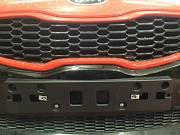 Панель под рамку номерного знака GM 95473219 KIA Ceed 2012 -