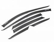 Дефлекторы окон с хром молдингом 6 элементов KIA K5 2020 -
