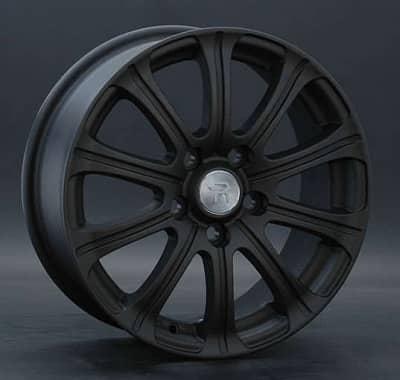 Диск колесный Replay TY57 6,5xR16 5x114,3 ET45 ЦО60,1 черный матовый 079227-990120007