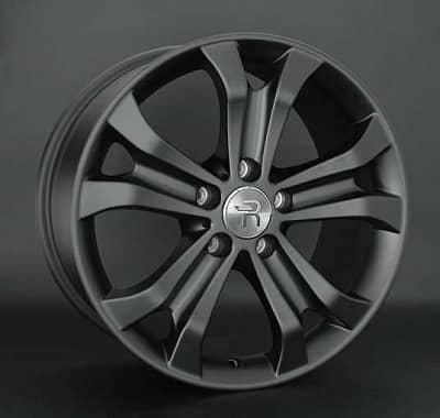 Диск колесный Replay B81 10xR20 5x120 ET40 ЦО74,1 черный матовый 000742-070046005