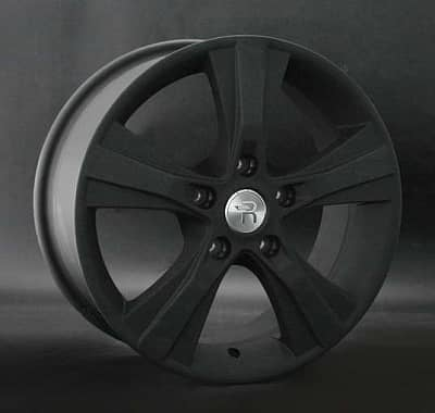 Диск колесный Replay H90 6,5xR16 5x114,3 ET45 ЦО64,1 черный матовый 034949-040116003
