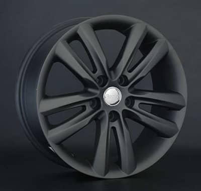 Диск колесный Replay KI23 7xR17 5x114,3 ET41 ЦО67,1 черный матовый 014867-040146018