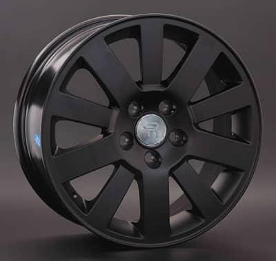 Диск колесный Replay LR3 8xR18 5x120 ET53 ЦО72,6 черный матовый 019579-070210012