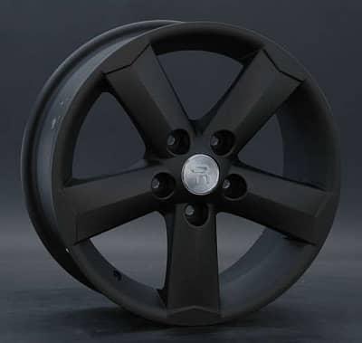 Диск колесный Replay NS39 6,5xR16 5x114,3 ET40 ЦО66,1 черный матовый 006039-100006001