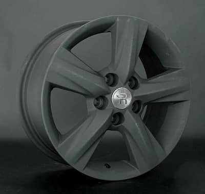 Диск колесный Replay TY177 6,5xR16 5x114,3 ET45 ЦО60,1 черный матовый 030685-040120004