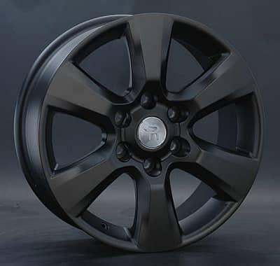 Диск колесный Replay TY68 7,5xR18 6x139,7 ET25 ЦО106,1 черный матовый 022778-040697007