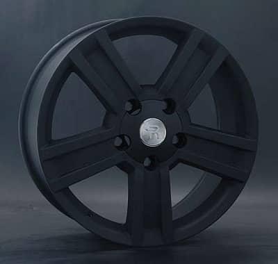 Диск колесный Replay TY86 8xR18 5x150 ET60 ЦО110,1 черный матовый 016848-100663009