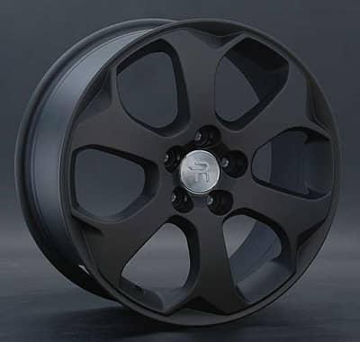 Диск колесный Replay V10 7,5xR17 5x108 ET49 ЦО67,1 черный матовый 008896-040047006