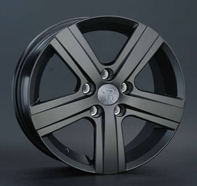 Диск колесный Replay VV119 6,5xR16 5x112 ET50 ЦО57,1 черный матовый 023206-030029006