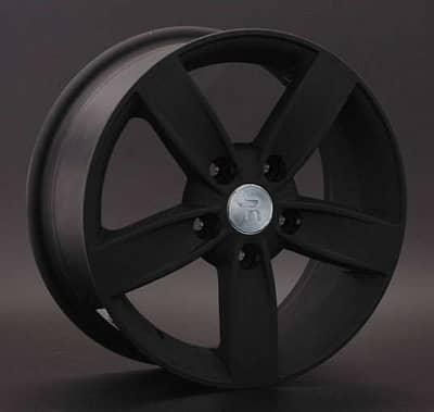 Диск колесный Replay VV49 6xR15 5x100 ET40 ЦО57,1 черный матовый 022945-120029006