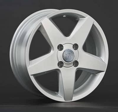 Диск колесный Replay GN16 6,5xR16 5x105 ET39 ЦО56,6 серебристый 007849-071101