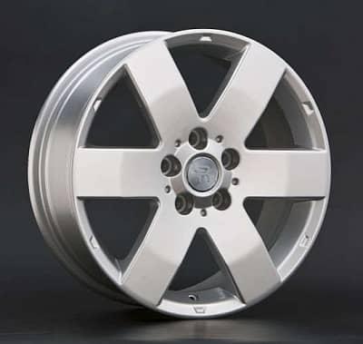 Диск колесный Replay GN20 7xR17 5x105 ET42 ЦО56,6 серебристый 005804-071101