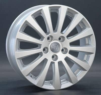 Диск колесный Replay SZ22 6,5xR17 5x114,3 ET45 ЦО60,1 серебристый 000235-050012010