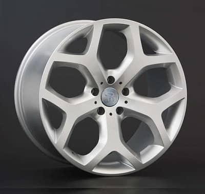 Диск колесный Replay B70 9xR19 5x120 ET48 ЦО74,1 серебристый 013503-100023005