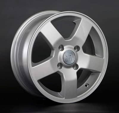 Диск колесный Replay HND37 6xR15 4x100 ET48 ЦО54,1 серебристый 015882-020143004