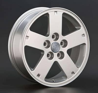 Диск колесный Replay CI8 6,5xR16 5x114,3 ET38 ЦО67,1 серебристый 008710-071101