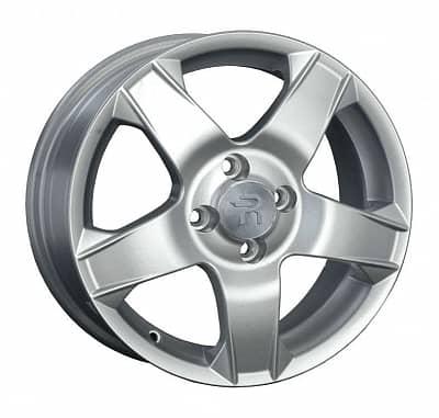 Диск колесный Replay RN67 6xR15 4x100 ET50 ЦО60,1 серебристый 018439-430011013