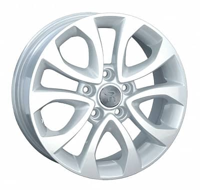 Диск колесный Replay NS62 6,5xR16 5x114,3 ET45 ЦО66,1 серебристый 015954-430010010