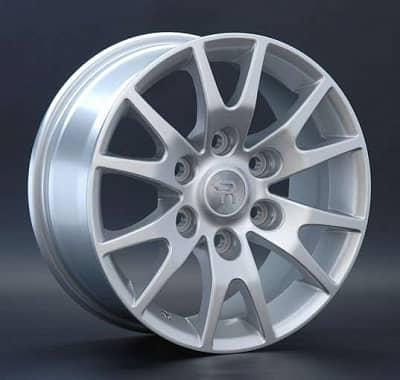 Диск колесный Replay MI38 7,5xR18 6x139,7 ET38 ЦО67,1 серебристый 079979-160225007