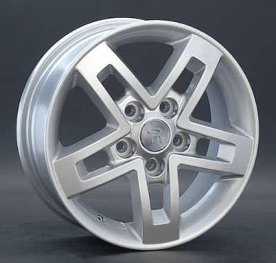Диск колесный Replay KI15 6xR15 5x114,3 ET46 ЦО67,1 серебристый 079748-120146004