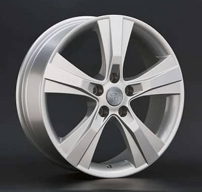 Диск колесный Replay MZ94 7xR18 5x114,3 ET45 ЦО67,1 серебристый 079739-070124004