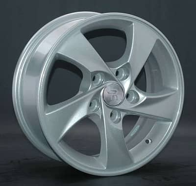 Диск колесный Replay HND94 6xR16 5x114,3 ET43 ЦО67,1 серебристый 046283-210143004