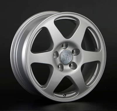 Диск колесный Replay KI26 6,5xR16 5x114,3 ET46 ЦО67,1 серебристый 001780-430146004