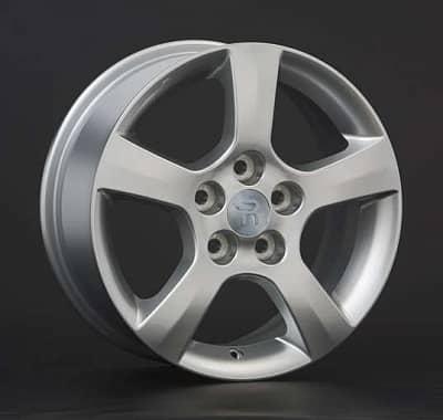 Диск колесный Replay MI19 6,5xR16 5x114,3 ET46 ЦО67,1 серебристый 005000-430225007