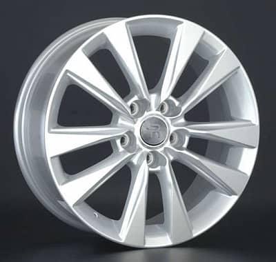 Диск колесный Replay TY122 7xR17 5x114,3 ET45 ЦО60,1 серебристый 022901-430125004