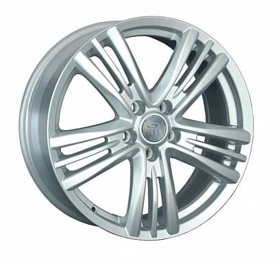 Диск колесный Replay HND129 7,5xR18 5x114,3 ET50 ЦО67,1 серебристый 079376-180143004